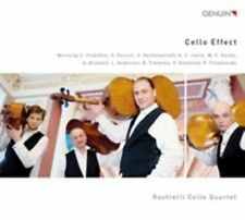 CELLO EFFECT USED - VERY GOOD CD