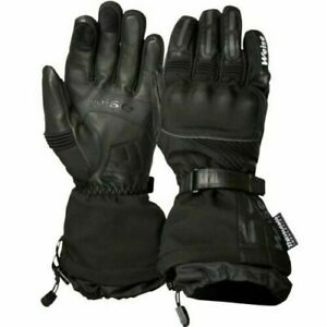 WEISE MONTANA 120 LEATHER WATERPROOF MOTORCYCLE GLOVE - THINSULATE
