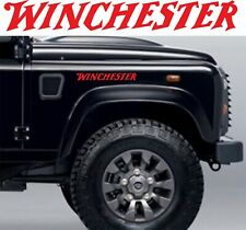 WINCHESTER LOGO  Sticker Decal  Shotgun/Firearm/Hunting/Shooting