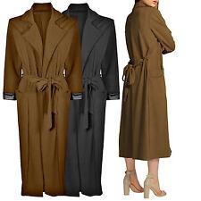 Bodenlange Damenjacken & -mäntel aus Polyester