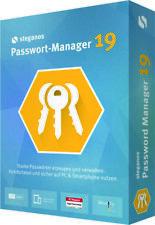 Passwort Manager 19 Steganos für 5 PC/Smartphone ESD/Download EAN 4023126119452