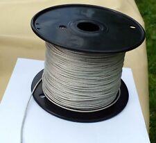 2MM X 30M Silver Dyneema® SK75 Fiber Synthetic Fishing Winch Marine rope 480kg