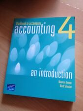 MAURICE JENNER, WORKBOOK TO ACCOMPANY ACCOUNTING 4. AN INTRODUCTION