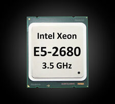 Intel Xeon E5-2680   8x 2.7 - 3.5 GHz   2011 (R) CM8062107184424 (BX80621E52680)