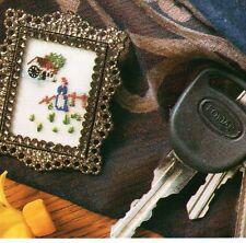 Cuciture in miniatura Cross Stitch Pattern DA RIVISTA-Elizabeth R Anderson