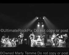 MAHAVISHNU ORCHESTRA PHOTO JOHN MCLAUGHLIN ARMSTRONG WALDEN 1970s by Marty Temme