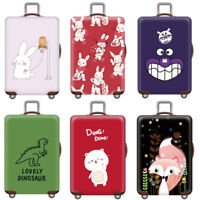 """Travel Luggage Suitcase Elastic Cover Dust proof Anti scratch Protector 18""""-32"""""""
