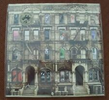 "LED ZEPPELIN ""ALTERNATE PHYSICAL GRAFFITI"" DOUBLE LP RARE VERSIONS COPY 359/500"