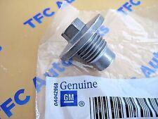 Chevy Sonic Cruze Volt Engine Oil Pan Drain Plug 1.4L 1.6L 1.8L OEM New Genuine