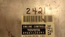 03 04 05 TOYOTA CELICA ENGINE ECM 667