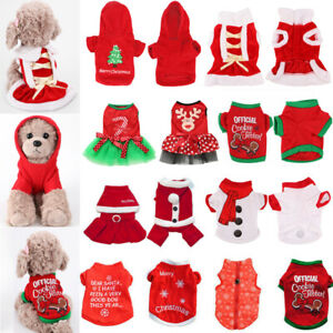 Chihuahua Small Dog Pet Shirt Clothes Puppy Jacket Sweater Soft Dress Apparel