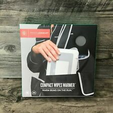 Prince Lionheart Compact Baby Wipes Warmer Grey Slim Line Travel NEW 👶👶👶