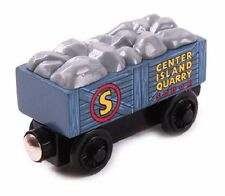 LOOSE LEARNING THOMAS & FRIENDS WOODEN MAGNETIC TRAIN- BOULDER CAR
