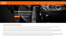 1000s of Car Brochures - online access. Ford BMW Audi VW Toyota Mercedes MG TVR
