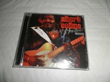 Albert Collins  Live At Montreux  1992  CD  new sealed