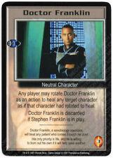 Babylon 5 CCG Premier Promo Card Doctor Franklin M/NM Mint/Near Mint