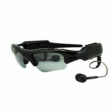 Nueva versión Dv88 Gafas camera+video+stereo Bluetooth Mp3 Con 8g Tarjeta Sd