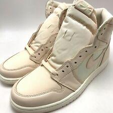 242fcd690ad93c Air Jordan 1 Retro High OG Mens 555088-801 Guava Ice Basketball Shoes Size  12