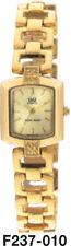 AUSSIE SELLER LADIES BRACELET WATCH CITIZEN MADE GOLD F237-010 P$99 WARRANTY