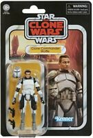 Star Wars The Vintage Collection Clone Commander Wolffe The Clone Wars