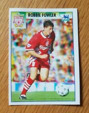 Robbie Fowler 10 Quote Football Liverpool Legend Poster Motivation Sport Star