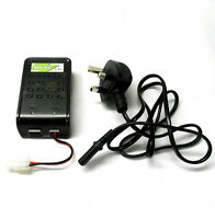 MH-8S 6v - 7.2v Battery Charger 1-8 cell Ni-MH Model 800mA LED for Tamiya Large