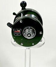 Vintage Green Heddon Mark Iv Model 3200 Casting Reel
