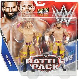 WWE Hype Bros Zack Ryder Vs Mojo Rawley Action Figure Battlepack