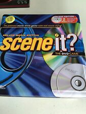 Scene It Deluxe Movie Edition In Tin Complete 2 DVD's Adult Movies