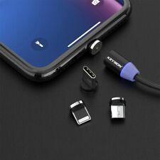 Câble USB magnétique KEYSION LED câble de Charge rapide Type C chargeur magnétiq