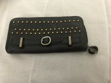 Karen Millen Leather Studded Purse