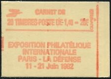 France Carnet Moderne N°2154-C1 Confectionneuse N°8 NEUF ** LUXE