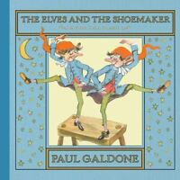 Elves and the Shoemaker Picture Book Paul Galdone