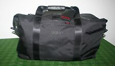 Tumi Alpha Soft Travel  Black Ballistic Nylon Duffle 22248DE