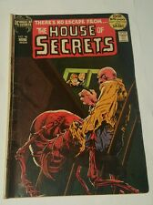 House of secrets  # 98