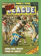 #QQ. RUGBY BIG  LEAGUE MAGAZINE-  24-30th September 1977, GRAND FINAL