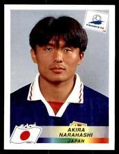 Panini France 98 (Black Back) - JAP Akira Narahashi No. 519