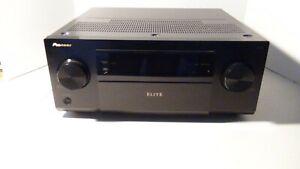 Pioneer Elite SC SC-61 7.2 Channel 290 Watt Receiver