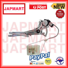 TOYOTA RAV4 ACA20 SERIES WINDOW REGULATOR FRONT RIGHT HAND SIDE R21-RIW-4RYT