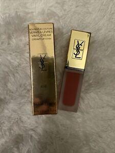 ysl vinyl cream lip stain 416 PSYCHEDELIC CHILI