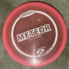 Discraft PFN Z METEOR 172.6g 8/10 RARE OLD HTF DISC GOLF