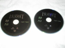 3D Movie Blu Ray THE HOBBIT THE DESOLATION OF SMAUG 2 DISC SET DISC ONLY ^**^