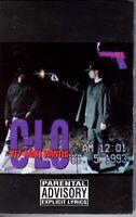 C-Lo 817 Most Wanted 1993 Cassette Tape Album Rap Hiphop CLO