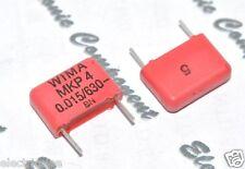 10pcs - WIMA MKP4 0.015uF (0.015µF 0,015uF 15nF) 630V 5% pich:10mm Capacitor