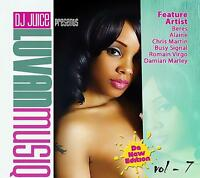 LUVANMUSIQ REGGAE & LOVERS ROCK MIX  CD PART 7