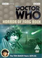 Doctor Who - Tom Baker - Horror Of Fang Rock ( BBC DVD) BRAND NEW/SEALED Dr Who