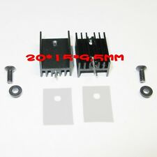 10PCS Heat Sinks Insulation Bushing And Film TO-220