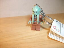 Lego - Star Wars - KIT FISTO - Figure avec porte-clés