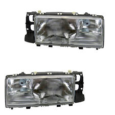 2 PHARE VOLVO 740 760 1989-1992 960 1990-1994 940 1990-1998 CONDUCTEUR PASSAGER