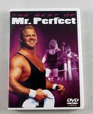 Best of Mr Perfect Wrestling DVD Curt Hennig In Japan Wrestler WWE WWF WCW